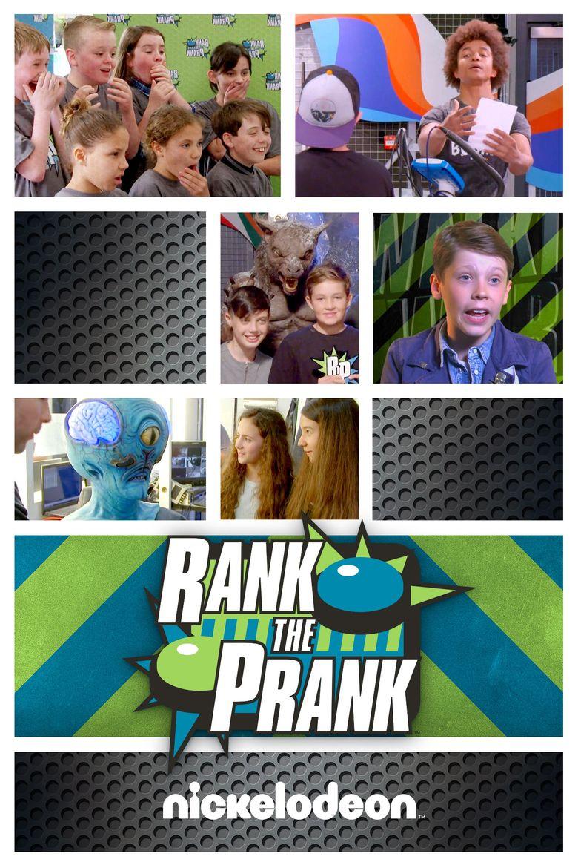 Rank the Prank Poster