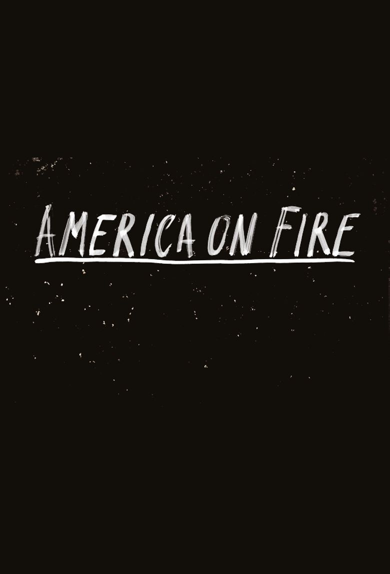 America on Fire Poster