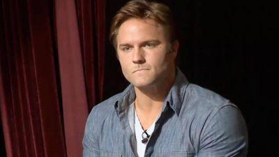 """Season 02, Episode 10 Scott Porter; Brutus """"The Barber"""" Beefcake"""