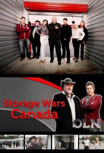 Storage Wars Canada Poster