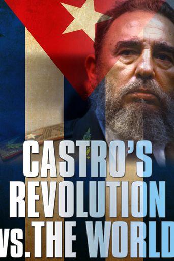 Cuba, la révolution et le monde Poster