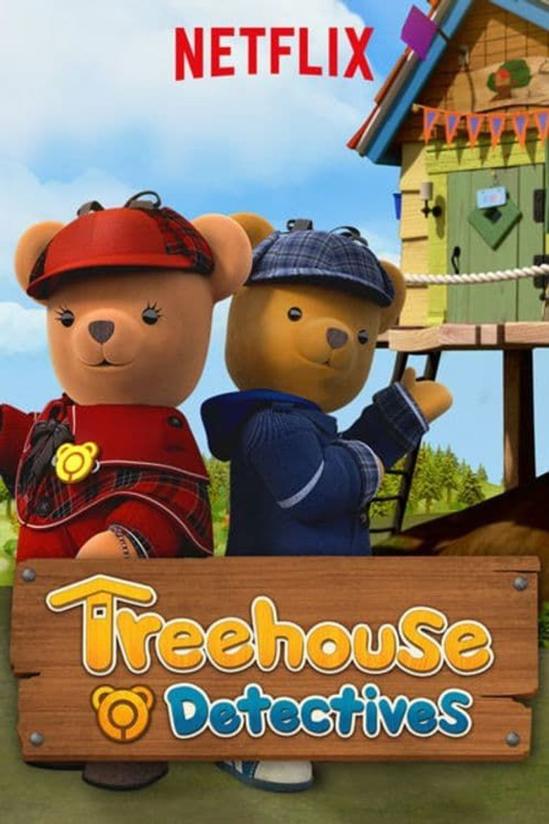 Treehouse Detectives Poster