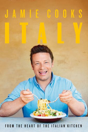 Jamie Cooks Italy Poster