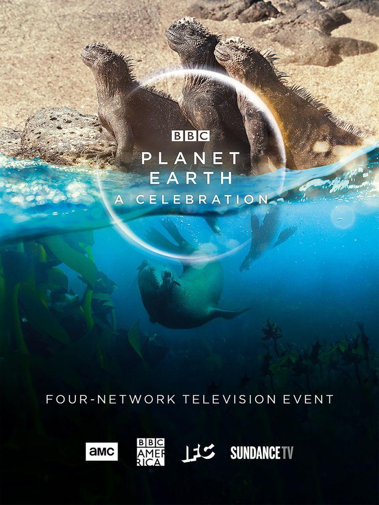 BBC Planet Earth A Celebration Poster