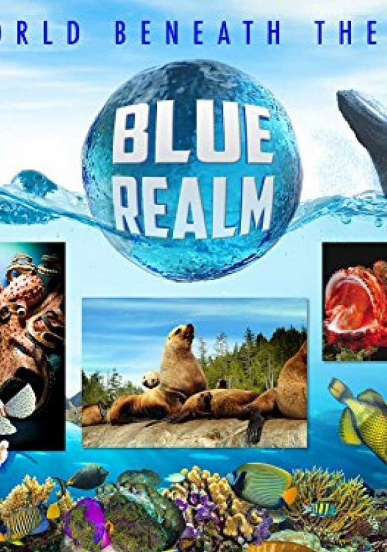 Blue Realm Poster