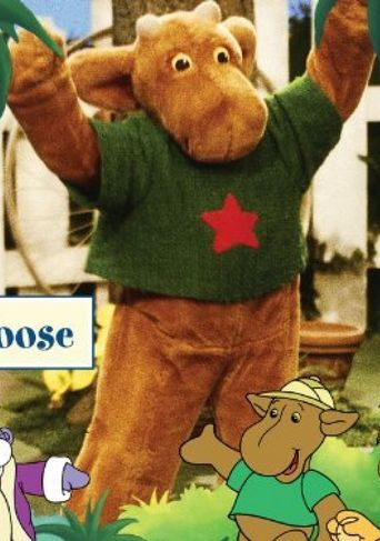 Elliot Moose Poster