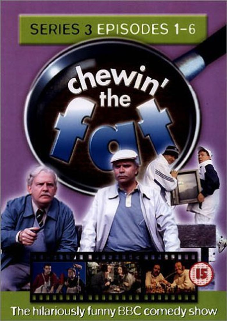 Chewin' the Fat Poster