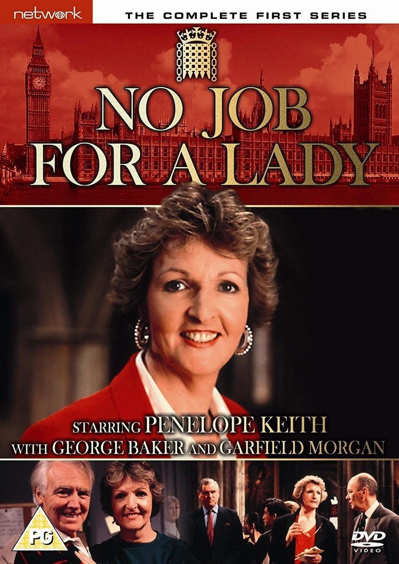 No Job for a Lady Poster