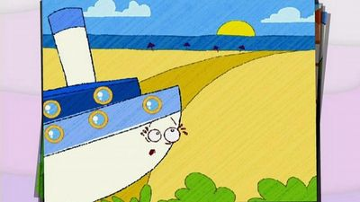 Season 01, Episode 02 Pump / Boat / Roof