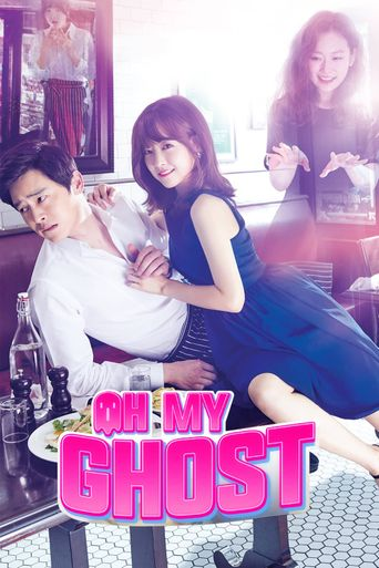 Oh My Ghostess Poster