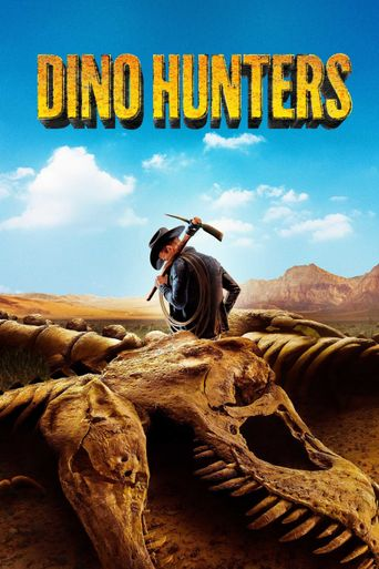 Dino Hunters Poster