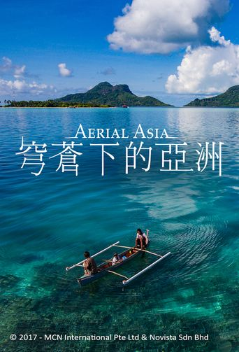Aerial Asia Poster