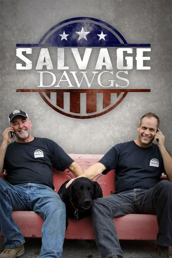 Salvage Dawgs Poster