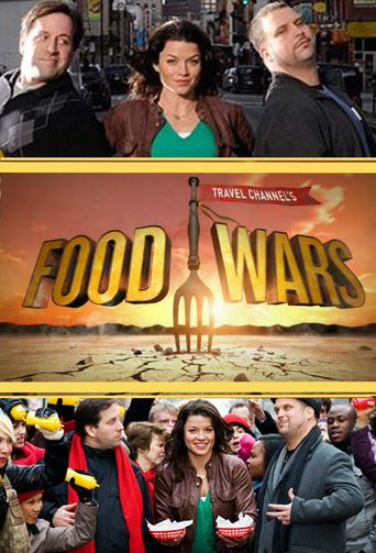 Food Wars Poster