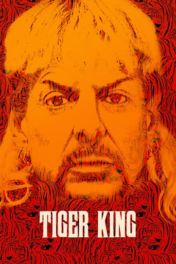 Tiger King: Murder, Mayhem and Madness Poster
