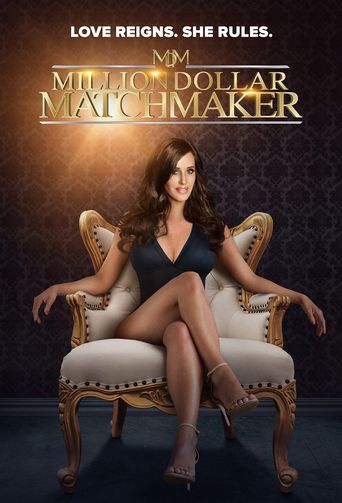 Million Dollar Matchmaker Poster