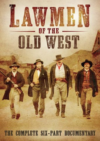 Lawmen of the Old West Poster