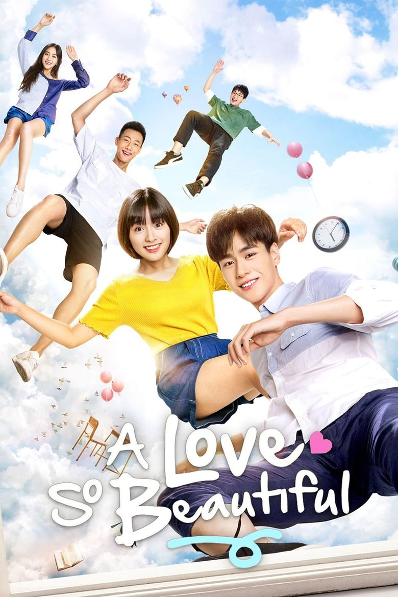 A Love So Beautiful Poster
