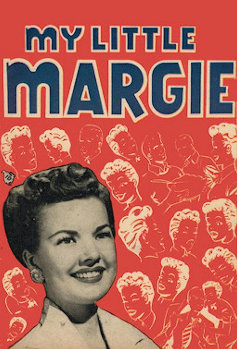 My Little Margie Poster