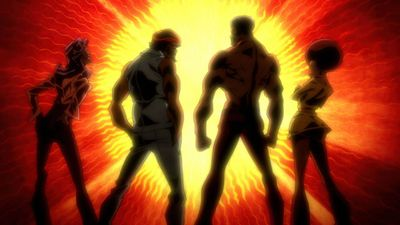 Season 02, Episode 05 'Sweet Bill's Badass Singalong Song' or 'Bill Cosby Ain't Himself'