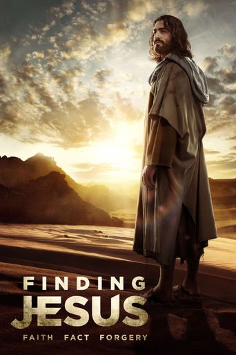 Finding Jesus: Faith. Fact. Forgery Poster