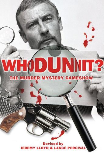 Whodunnit? Poster