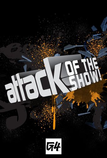 Attack of the Show! Poster