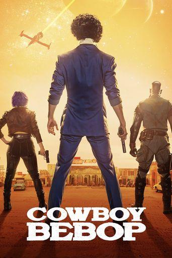 Cowboy Bebop Poster