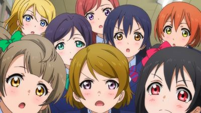 Season 02, Episode 01 Love Live Once Again!