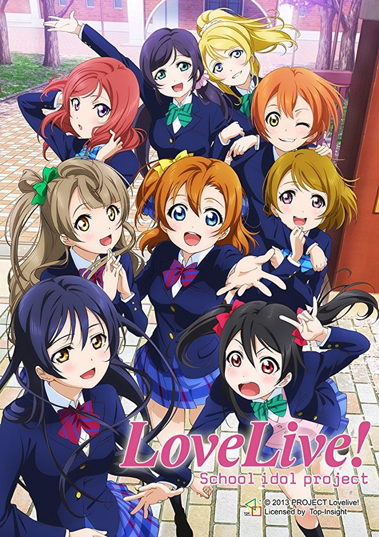 Love Live! Poster