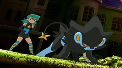 Season 11, Episode 07 Luxray Vision