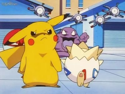 Season 02, Episode 06 Pikachu Re-Volts