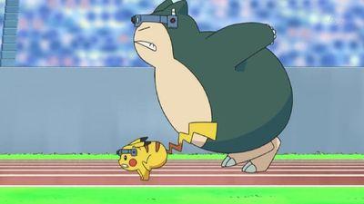 Season 13, Episode 03 A Marathon Rivalry!