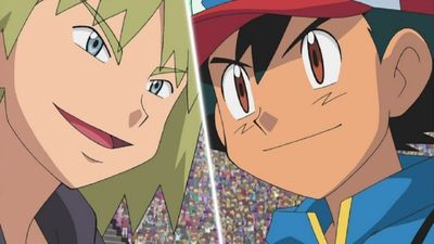 Season 16, Episode 06 Curtain Up, Unova League!