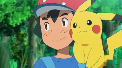 Season 20, Episode 01 Alola to New Adventure!