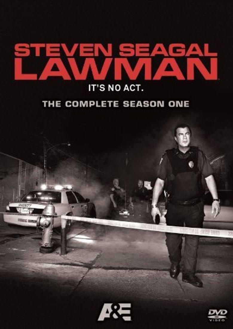 Steven Seagal: Lawman Poster