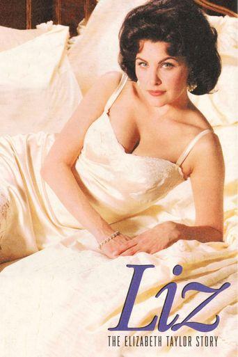 Liz: The Elizabeth Taylor Story Poster