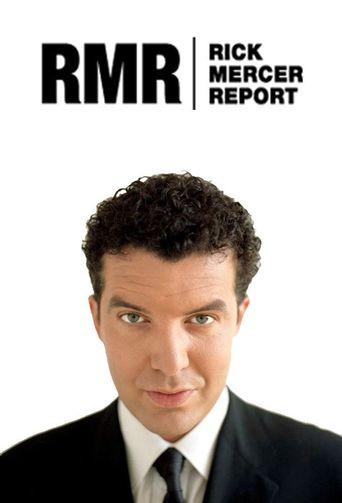 Rick Mercer Report Poster