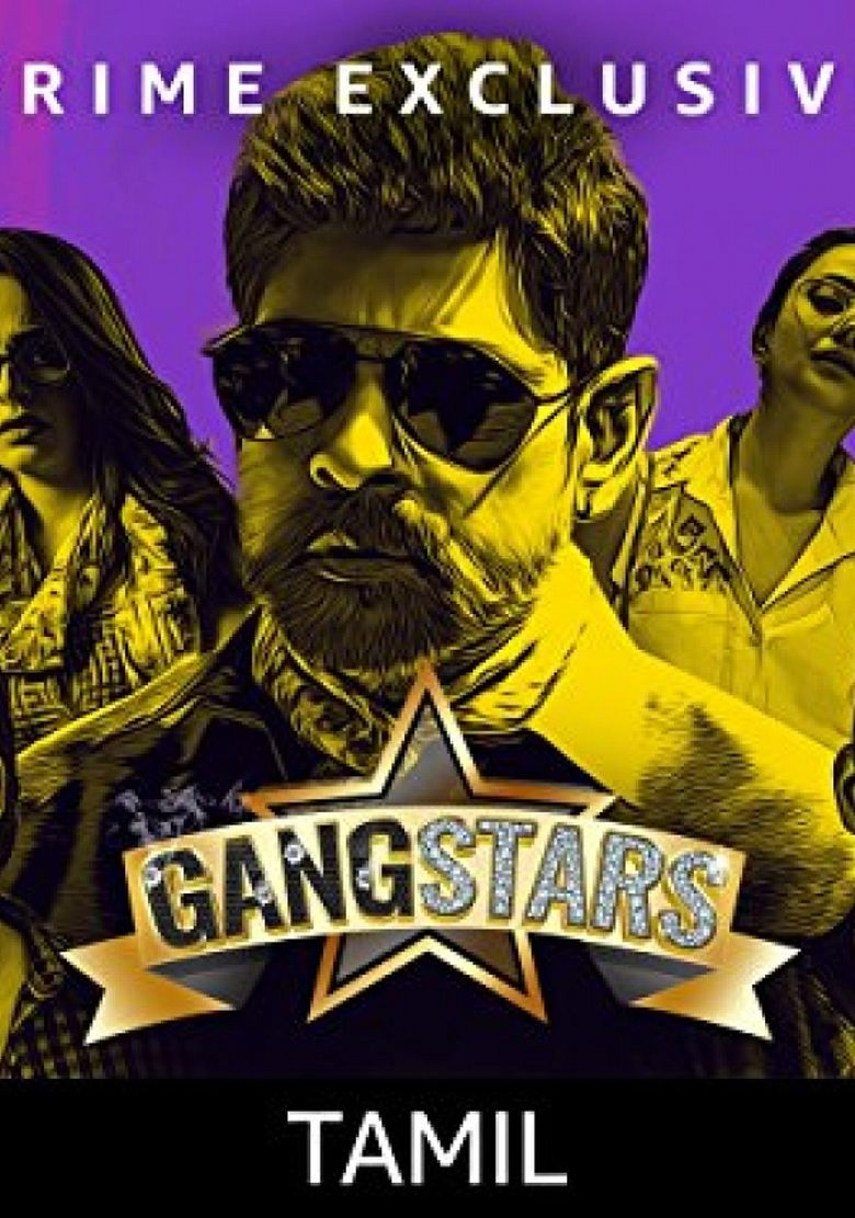 GangStars (2021) Hindi S01 Complete Amazon 720p HDRip 3GB Download