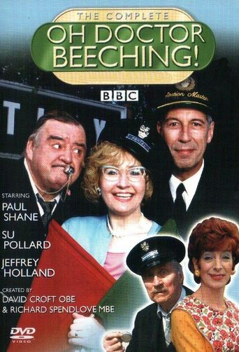 Oh, Doctor Beeching! Poster