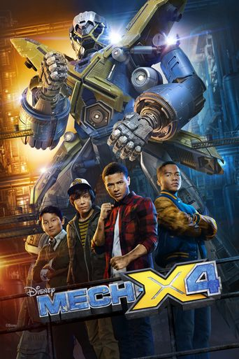 Watch MECH-X4