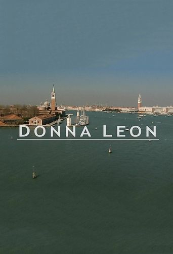 Donna Leon Poster