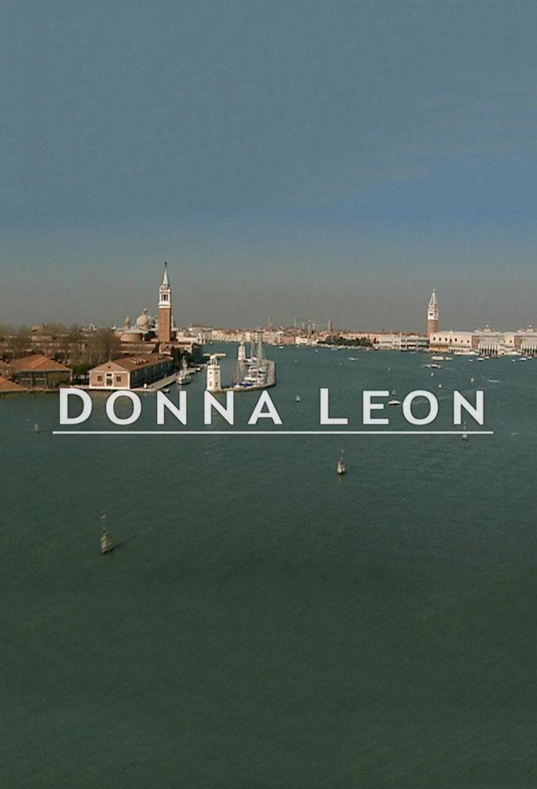 Donna Leon Poster