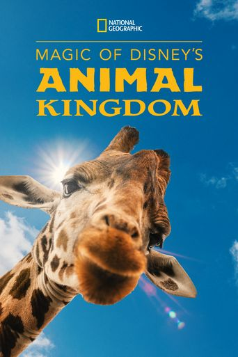 Magic of Disney's Animal Kingdom Poster