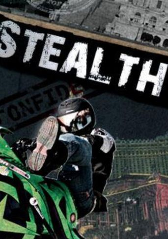 Stealth Rider Poster