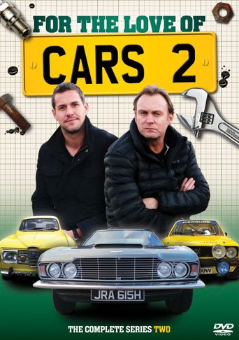 For the Love of Cars Poster