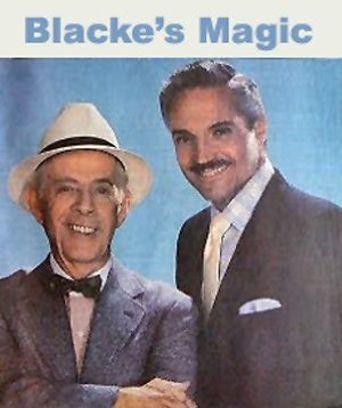 Blacke's Magic Poster