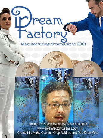 The Dreamfactory Poster