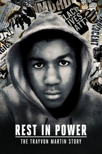 Rest in Power: The Trayvon Martin Story Poster