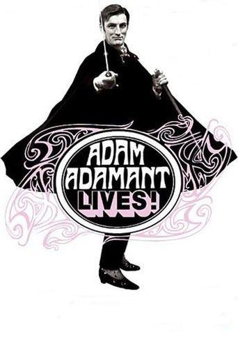 Adam Adamant Lives! Poster